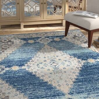 Merepoint Hand Braided Blue Area Rug In 2021 Rugs