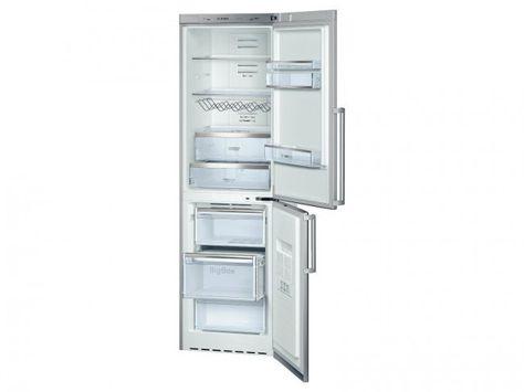Frigorifico Combi No Frost Bosch Kgn39ai22 Refrigerador De Acero