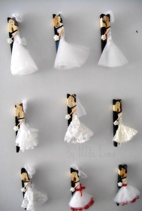 Little bride in the preacher.