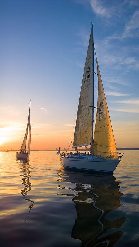 Photowall Ideas, Sailboat Painting, Full Sail, Boat Art, Love Boat, Sail Away, Tall Ships, Water Crafts, Watercolor Landscape