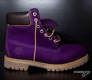 Royal Blue Timberland boots  756cd4d8ba65