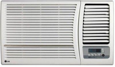 Lg 1 Ton 3 Star Window Ac White Lwa3bp3f Cheap Air Conditioner Window Air Conditioner Home Appliances