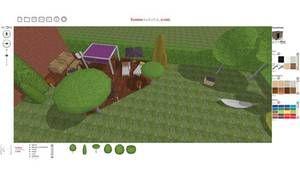 Spectacular D Gartenplaner online planen und gestalten