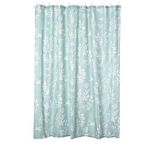 Croydex Wiggly Fish PEVA Shower Curtain AE282524H