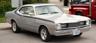 1975 Dodge Dart Sport Hardtop Coupe Classic Dodge Cars For Sale