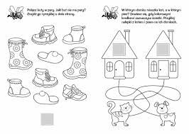 Zadania Dla 4 Latka Do Druku Szukaj W Google Comics
