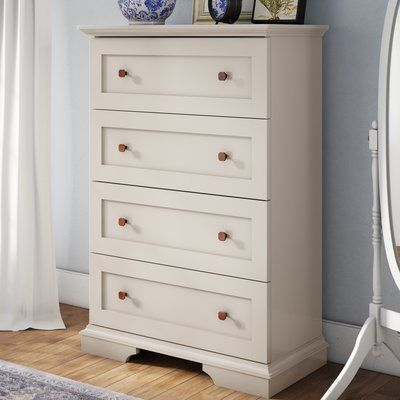 Laurel Foundry Modern Farmhouse Mechling 4 Drawer Chest In 2021 Furniture Drawers Chest Of Drawers 4 drawer chest of drawers
