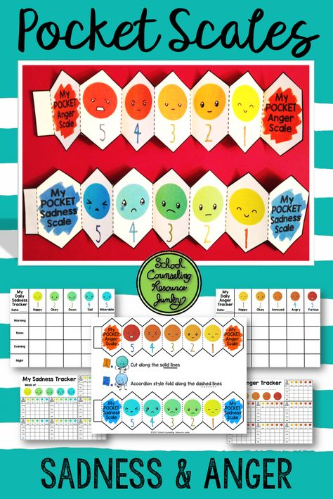 Emotional Regulation Take-Home Kit: Self-Care Summer   School ...