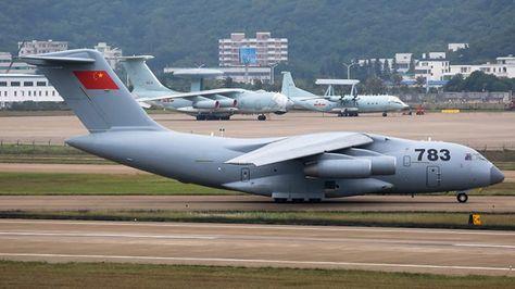 El mayor avión de transporte militar de China entra en servicio – RT