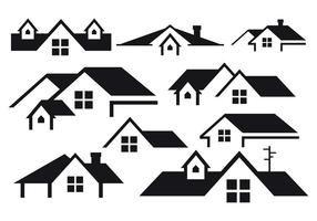 Free Rooftops Vector Vector Free Vector Art Design Vector Art
