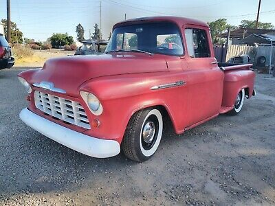 Ad 1956 Chevrolet Other Pickups 1956 Chevy Truck 3100 Patina Rat