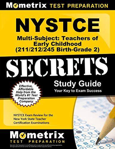Pdf Nystce Multisubject Teachers Of Early Childhood 211212245