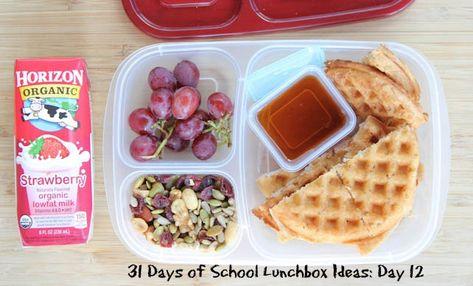 31 Days of School Lunchbox Ideas Day 12 | 5DollarDinners.com