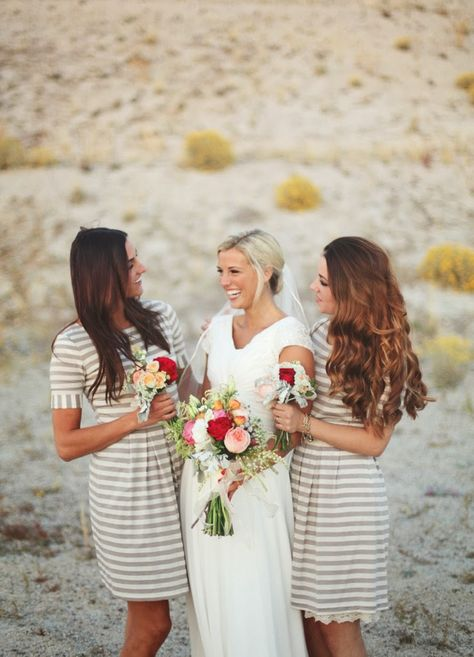 Bridesmaid dresses....I LOVE these