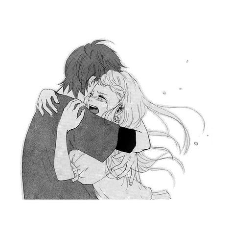 ★shoujoromance★ ❤ liked on Polyvore featuring anime, manga, art and filler