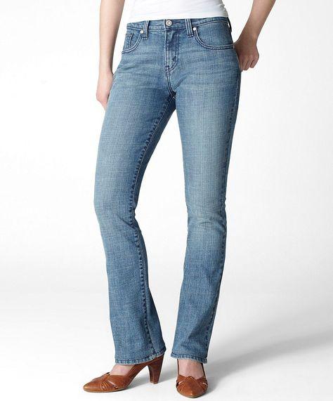 Levis Jeans, 515 Bootcut Leg, West Coast Wash   Designer