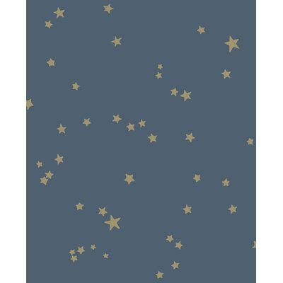 Cole Sons Stars 33 L X 20 5 W Wallpaper Roll Products In