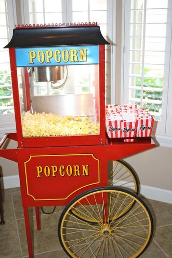 there will be a popcorn machine at my wedding. there just has to be.