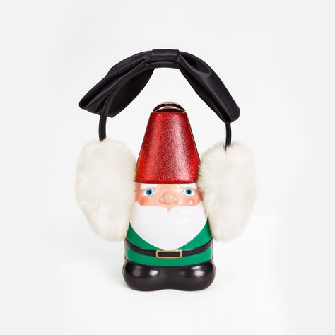 kate spade new york: blaze a trail gnome is a sprightly little fellow who looks quite fantastic for his age (he's 200, give or take a year), hails from germany and loves hanging out with interesting parisians. preferably in gardens.