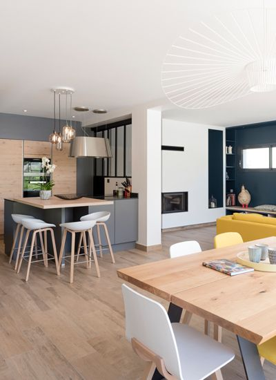 Une maison neuve près de Lyon | Maisons neuves, Maison et ...