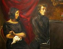 Portrait of Frédéric Chopin and George Sand - Wikipedia, the free encyclopedia