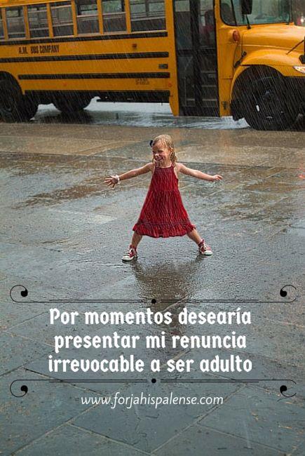 Sí!!! #adulto #niñez