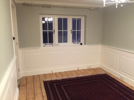 Georgian Panelling For Living Room Or Dining Rooms | Wall Panelling Ideas  For Dining Rooms | Pinterest | Georgian, Walls And Living Rooms