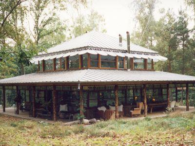 maison en bois kit starck