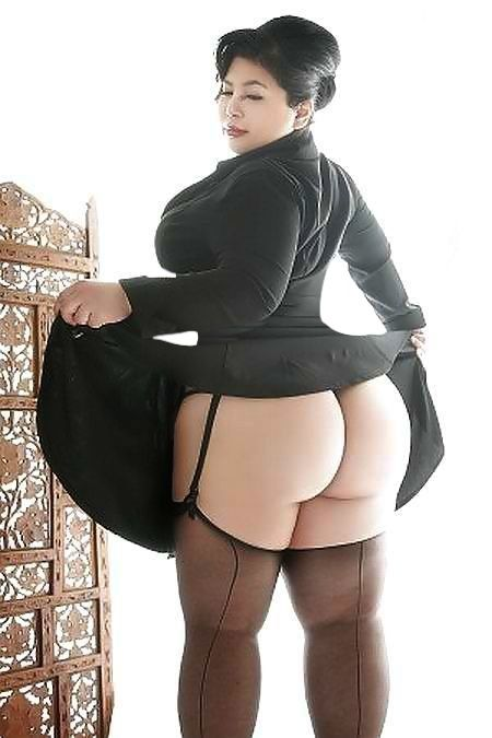 Fat asian booty — 1