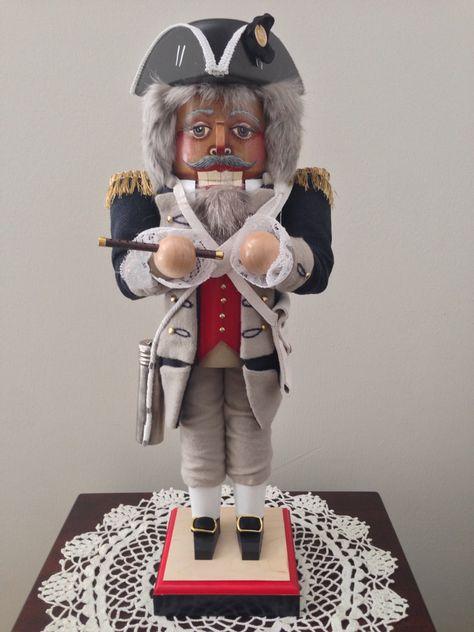Revolutionary War Fifer Nutcracker by Kathy Call