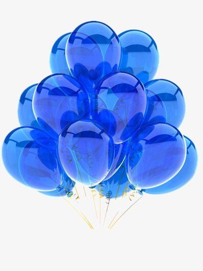 O Balao Azul Decoracao De Balao Balao Azul Png Imagem Para Download Gratuito Feeling Blue Blue Balloons Balloons