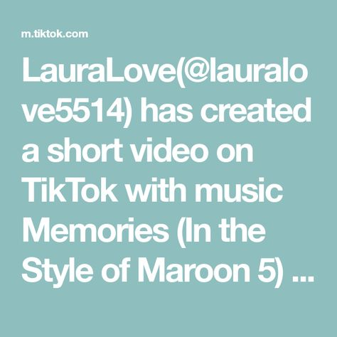 LauraLove(@lauralove5514) has created a short video on TikTok with music Memories (In the Style of Maroon 5) [Karaoke Version]. Some tips on getting your little ones started in the kitchen♥️ #FriendsReunion #ConjuringHorror #montessori #toddler #fyp #babiesoftiktok #foryou