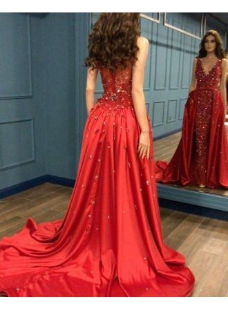 Rotes Abendkleid Lang Gunstig Rote Kleider Mit Spitze Abendkleider Kleider Fur Besondere Anlasse Brautkleider Abiballkleider Abendkleider Abendkleid Rotes Abendkleid Kleid Spitze