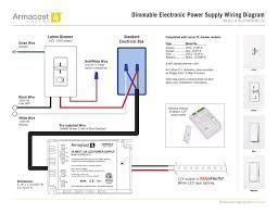 Image Result For Armacost Dimmable Power Supply Diagram 3 Way Switch Wiring Lutron Dimmers Lutron