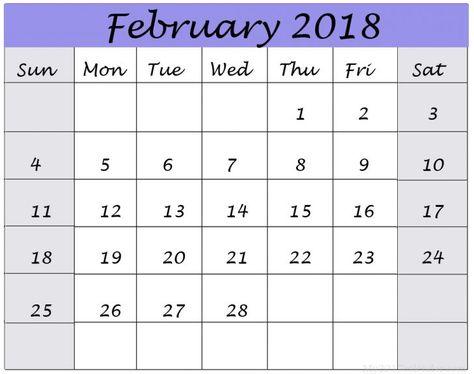 February 2019 Calendar Template Excel February 2019 Calendar