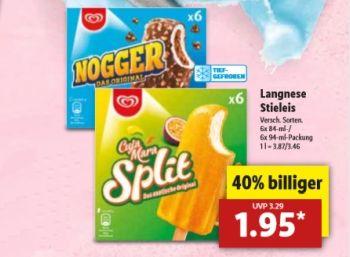 Lidl Markeneis Magnum Nogger Co Zum Minipreis Bis Samstag