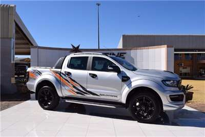 Ford Ranger 3 2 Double Cab 4x4 Wildtrak 2019 Ford Ranger Ranger Cab