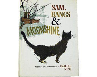 Sam Bangs And Moonshine 1966 Weekly Reader Book 10 00 Vintage Sheet Music Vintage Children S Books Illustration