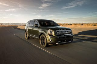 Autoreview The 2019 Kia Telluride Sx Review