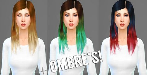Delta's Edit of Newsea's Born to Die by Beaverhausen for Sims 3 - Sims Hairs - http://simshairs.com/deltas-edit-of-newseas-born-to-die-by-beaverhausen/