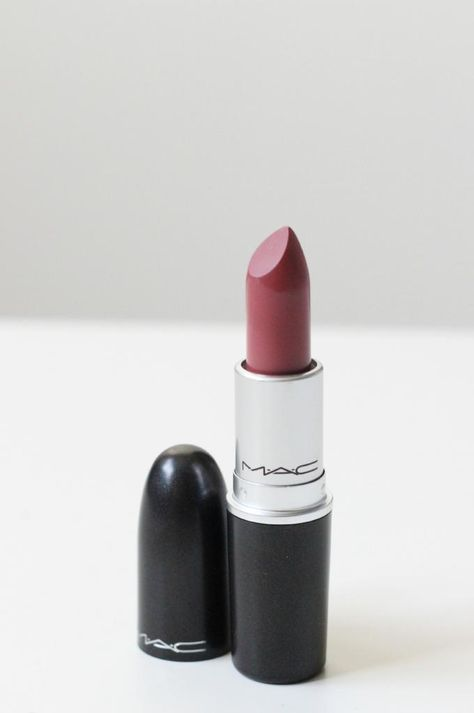 MAC Lipstick - Twig. Looked good on me, but I don't think it was noticeable enough.