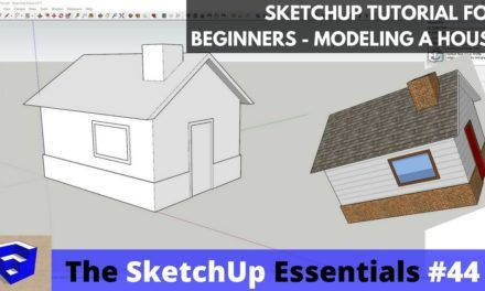 Easy Room Layouts In Sketchup Part 1 Layout Diagrams