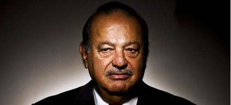 Carlos Slim (Mexicano) Hombre mas rico del