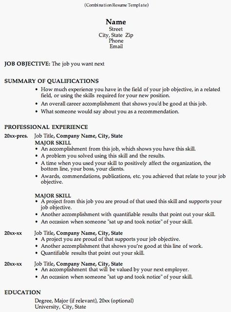 Job Resume Templates  First Job Resume Sample  Future