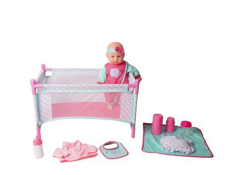 My Sweet Baby Baby Doll With Playpen Set Baby Dolls Baby Doll Set Baby Doll Toys