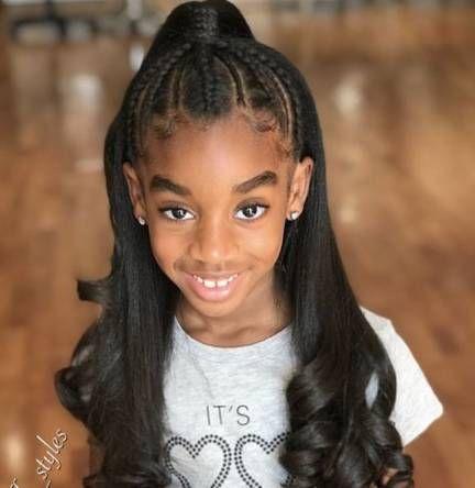 Children Hair Styles For Christmas