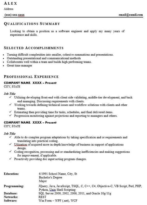 Good Vs Bad Resume Examples Graceful 7 Signs Of A Bad Resume And How We Fixed It Examples Of Job Resume Examples Resume Examples Good Resume Examples