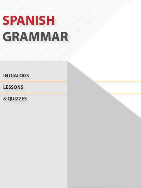 Spanish Expressions in dialogs and lessons