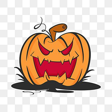 Vector Of Scary Halloween Pumpkin Pumpkin Clipart Halloween Background Png And Vector With Transparent Background For Free Download Pumpkin Illustration Scary Halloween Pumpkins Pumpkin Illustration Autumn