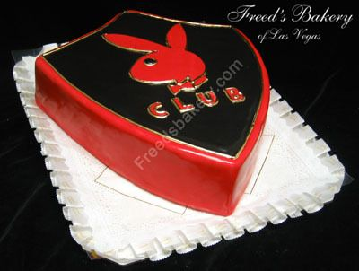 Playboy Club - Freed's Bakery - Las Vegas, Nevada